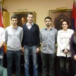 AGBU scholarships (Feb. 2013)