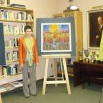 Alina Sahakyan Exhibition April  2013