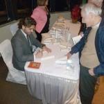 Garin Hovannisian's book launch,2010