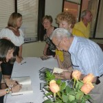 Nancy Kricorian's book launch June 2013