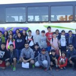 On their way to Camp Nubar