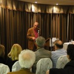 Dr. Raymond Kevorkian lecturing
