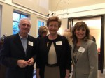 Visit of Annick Goulet, Charge d'affaires (5)