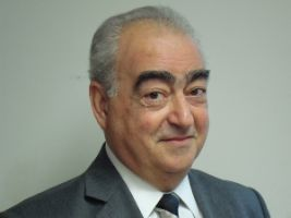 Krikor Satamian at the AGBU