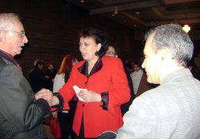 Minister of Diaspora Visits Toronto