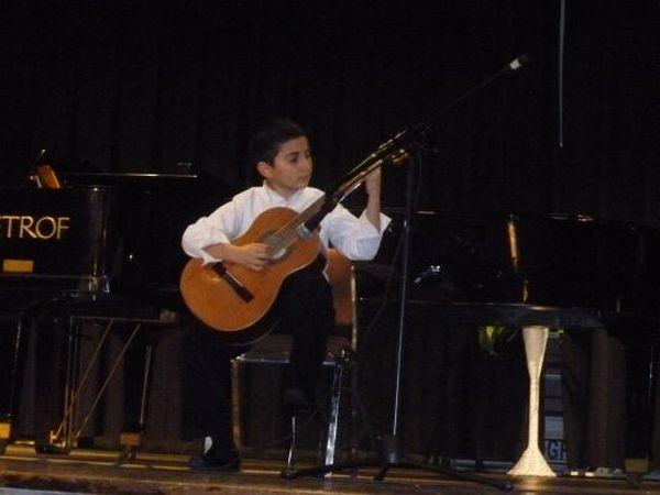 Musical Talent Show
