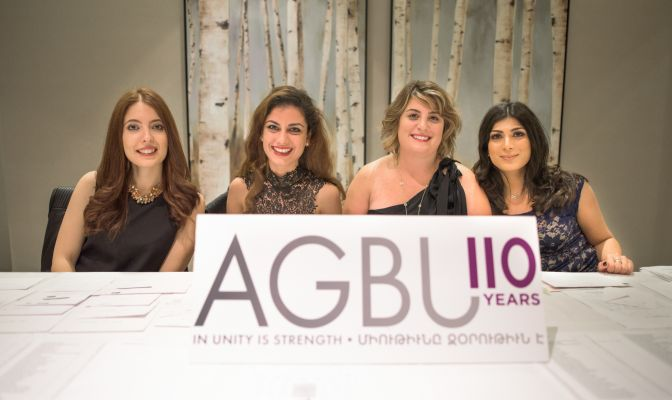 AGBU Sports & Youth Committee Members