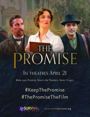 The Promise - Letter Size
