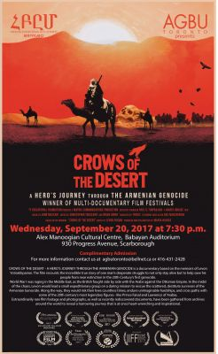 Crows of the Desert