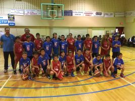 Under 13 basketball