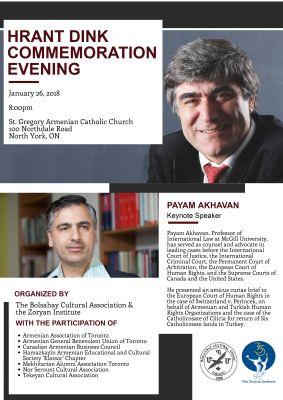Hrant Dink Commemoration