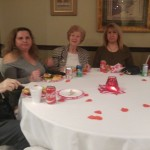 Valentine's Pot Luck Dinner