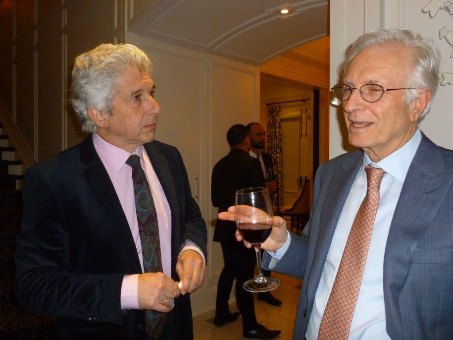 Honouring Peter Oundjian