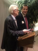 AGBU Celebrates the Appointment of Mr. Van Lapoyan as Republic of Armenia's Honorary Consul in Toronto.