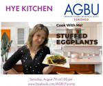 AGBU HYE KITCHEN (Eggplant)