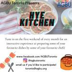 AGBU Hye Kitchen